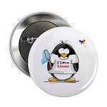 linux Penguin Button