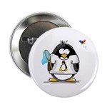 linux vs windows Penguin Button