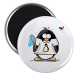 linux vs windows Penguin Magnet