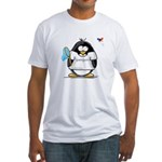 ipenguin Penguin Fitted T-Shirt