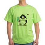 ipenguin Penguin Green T-Shirt