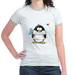 ipenguin Penguin Jr. Ringer T-Shirt