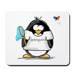 ipenguin Penguin Mousepad
