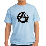 Anarchy-Blk-Whte Light T-Shirt