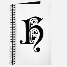 H-pre black Journal