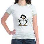 Love Tux Penguin Jr. Ringer T-Shirt