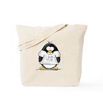 Love Tux Penguin Tote Bag