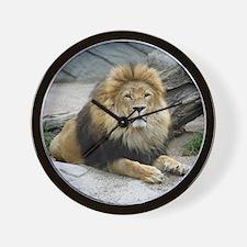 Lion_2014_1001 Wall Clock