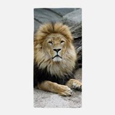 Lion_2014_1001 Beach Towel