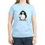 volleyball Penguin Women's Light T-Shirt