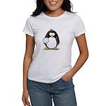 volleyball Penguin Women's T-Shirt