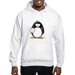 volleyball Penguin Hooded Sweatshirt