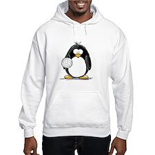 volleyball Penguin Hoodie
