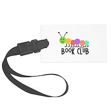 BOOK CLUB Luggage Tag