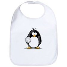 volleyball Penguin Bib