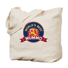 Cute Worlds best grandma Tote Bag