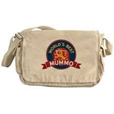 Cute Grandmother Messenger Bag