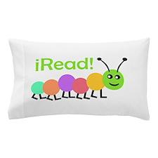 I READ Pillow Case
