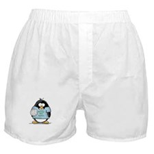 volleyball bump set spike Pen Boxer Shorts
