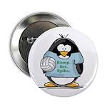 volleyball bump set spike Pen Button
