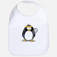 racquetball Penguin Bib