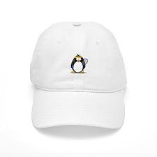 racquetball Penguin Baseball Cap