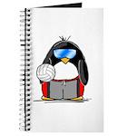 beach volleyball boy Penguin Journal