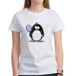 Tennis Penguin Women's T-Shirt