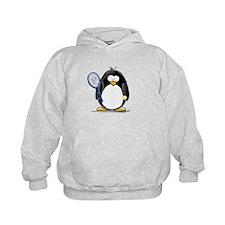 Tennis Penguin Hoodie
