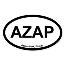 Azalea Park, Florida Decal