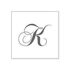 K-cho gray Sticker