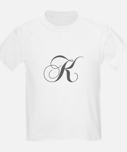 K-cho gray T-Shirt