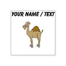 Custom Cartoon Camel Sticker