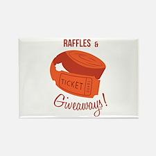 Raffles & Giveaways! Magnets