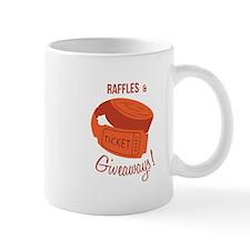 Raffles & Giveaways! Mugs
