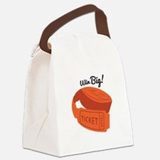 Win Big! Canvas Lunch Bag
