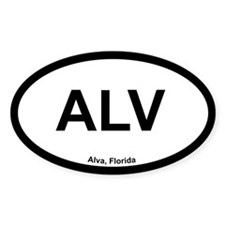 Alva Decal