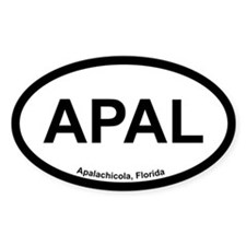 Apalachicola Decal