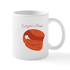 Everyone's A Winner Mugs