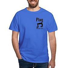 Play psalm 33:3 T-Shirt
