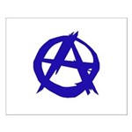Anarchy Small Poster