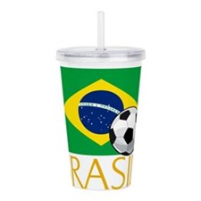 Brasil Acrylic Double-wall Tumbler