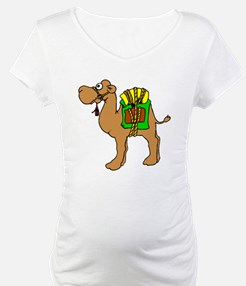 Camel With Gear Shirt