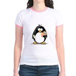 new baby Penguin Jr. Ringer T-Shirt