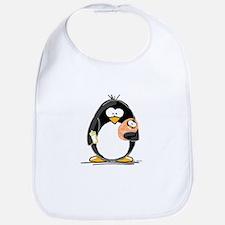 new baby Penguin Bib