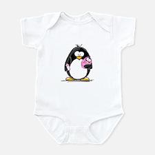 new baby girl Penguin Infant Bodysuit