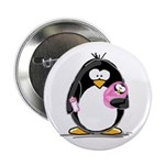 new baby girl Penguin Button