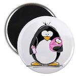 new baby girl Penguin Magnet