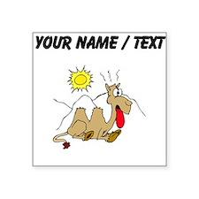 Custom Hot Camel Sticker