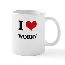 I love Worry Mugs